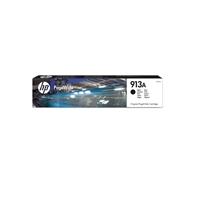 Värikasetti Inkjet HP 913A PageWide 352/377/452/477 musta