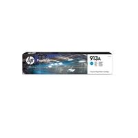 Värikasetti Inkjet HP 913A PageWide 352/377/452/477 sininen