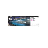 Värikasetti Inkjet HP 973X High PageWide 452/477 punainen