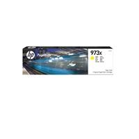 Värikasetti Inkjet HP 973X High PageWide 452/477 keltainen
