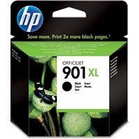 Värikasetti inkjet HP 901XL CC654AE musta