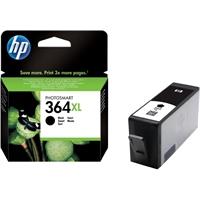 Värikasetti inkjet HP 364XL CN684EE musta