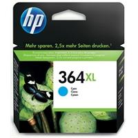 Värikasetti inkjet HP 364XL CB323EE sininen