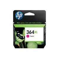 Värikasetti inkjet HP 364XL CB324EE punainen