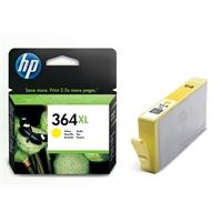 Värikasetti inkjet HP 364XL CB325EE keltainen