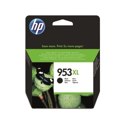 Värikasetti inkjet HP 953XL/L0S70AE#BGX musta