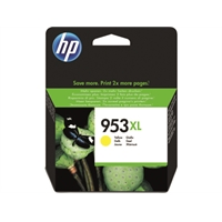 Värikasetti inkjet HP 953XL/F6U18AE#BGX keltainen