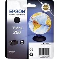 Värikasetti inkjet Epson Work Force WF-100W T266 musta