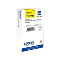 Värikasetti inkjet Epson T7894  WF5690 keltainen