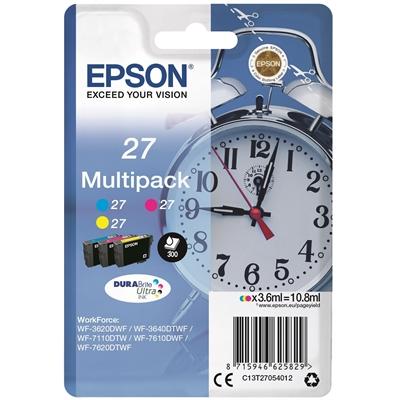 Inkjet Epson 27XL WF-3620 3-väri