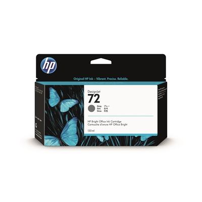 Värikasetti inkjet HP 72/C9374A harmaa