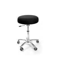 Satulatuoli Active Balance 2702 musta - istuinosa liikkuu 360 astetta, vahvistaa lihaksia istuessa