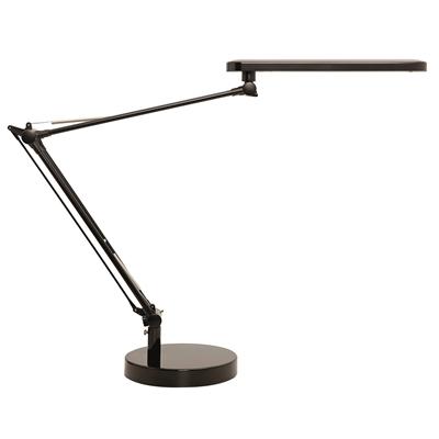Työpistevalaisin Unilux Mambo LED musta