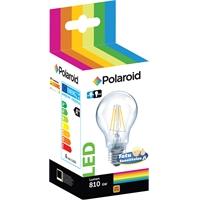 Lamppu Polaroid LED filament GLS 6W E27 - vastaa 60W, Lumen 810, lämmin valkoinen 2700