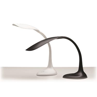 Valaisin Flexlite LED musta