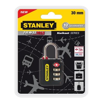 Matkalukko Stanley TravelMax 30 mm S742-054