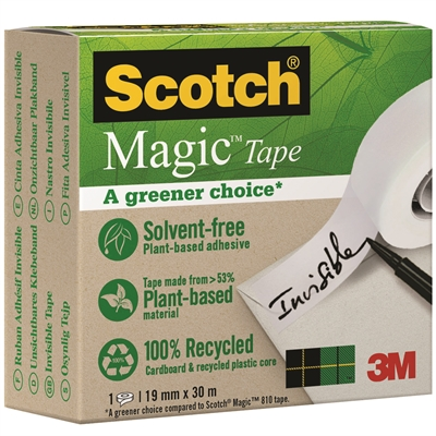 Teippi Scotch Magic 900 Eko 19mmx30m