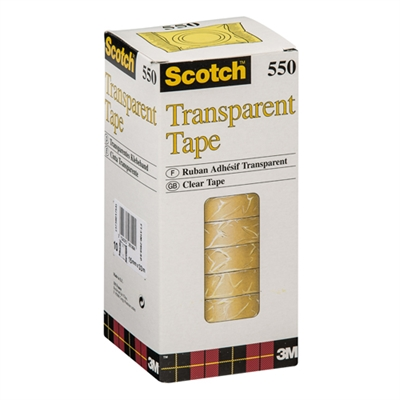 Yleisteippi Scotch 550 15mm X 33m