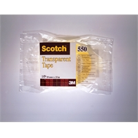 Yleisteippi Scotch 550 15mm X 66m
