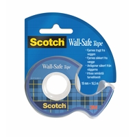 Teippi Scotch® Wall-Safe19mm x 16.5m irrotettava