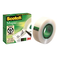 Teippi Scotch Magic 810 19mm X 33m