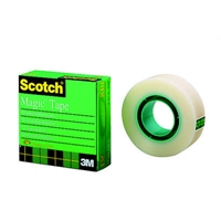 Teippi Scotch Magic 810 12mm x 33m