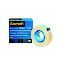 Teippi Scotch Magic 811 19mm x 33m