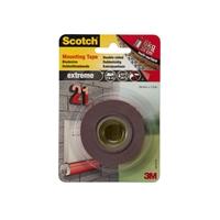 Kiinnitysteippi Scotch 19mm X 1.5m luja kaksipuolinen