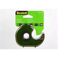 Teippiteline Scotch H127 19mm X 33M savu