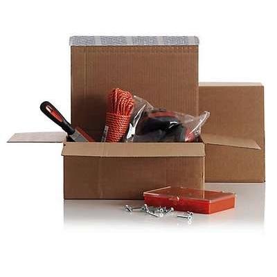 Pakkauslaatikko nro16 700x500x560/380 mm - kestävä ja taloudellinen aaltopahvilaatikko