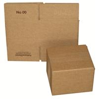 Pahvilaatikko - pakkauslaatikko 00 aaltopahvi