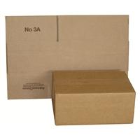 Pahvilaatikko - pakkauslaatikko 3A aaltopahvi
