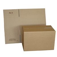 Pahvilaatikko - pakkauslaatikko 8 aaltopahvi