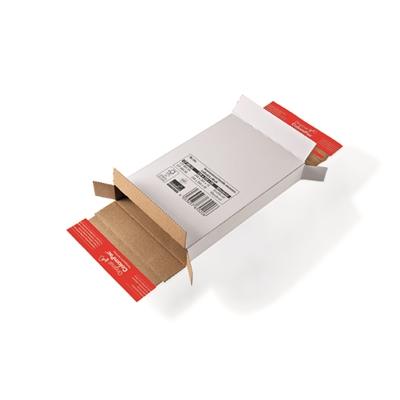 Pahvilaatikko - postituslaatikko ColomPac 6 5.PK2 240x340x27mm - lähetys kirjepostin hinnalla