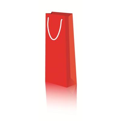 Pullokassi 120x100x360 mm punainen