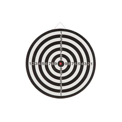 Tikkataulu Atom - mustavalkoinen perinteinen tikkataulu