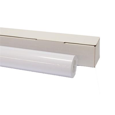 """Mustesuihkuvedospaperi 1067mmx46m 90g/m2 42"""" - oikovedoksiin sopiva päällystämätön paperi"""