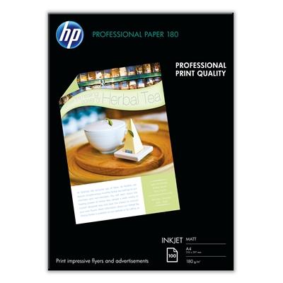 Photopaperi inkjet HP Q6592A matta 2-puolinen A4 180g/100