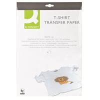 Photopaperi Q-Connect T-paita silityskuva/10 arkkia