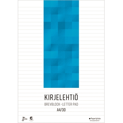 Image for Kirjelehtiö  A4 suomalainen from Suomalainen.com