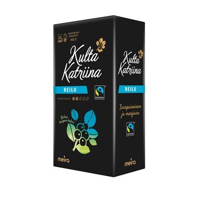Kahvi Kulta Katriina Reilu kauppa SJ 450 g