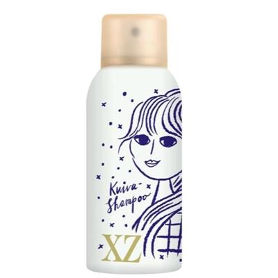 Kuivashampoo XZ 100 ml - vähentää hiuksista rasvaisuutta, antaa rakennetta ja volyymia