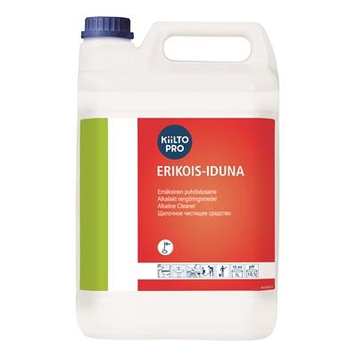 Puhdistusaine Kiilto Erikois-Iduna emäksinen 5 l - sopii suurkeittiöille ja elintarvikemyymälöille