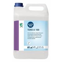 Puhdistusaine Kiilto Teho A 100 5L - ympäristöystävällinen heikosti emäksinen yleispuhdistusaine