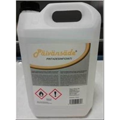 Pintadesinfiointiaine Päivänsäde 20l - kotimainen valmis liuos elintarviketeollisuuden pinnoille
