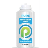 Nano Silver Spray 150 ml sterilointisuihke - hopeaionit tuhoavat virukset ja bakteerit huoneesta