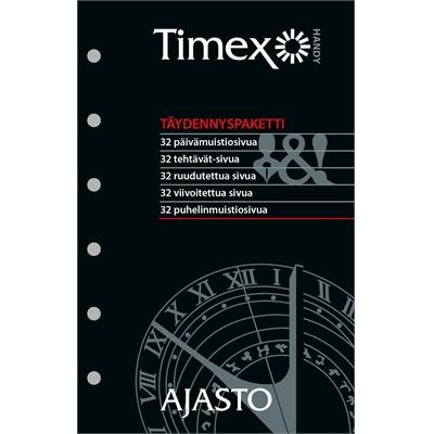 Timex Handy -täydennyspaketti 2022 taskukalenteri - Ajasto