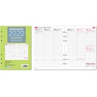 Viikkomuistio-vuosipaketti 2020 6-reikäinen - CC Kalenteripalvelu