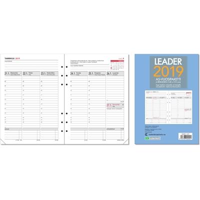 Leader-vuosipaketti 2018 6-reikäinen