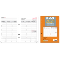 Leader-vuosipaketti 2021 2/4-reikäinen - CC Kalenterit
